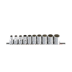 Socket Wrench Set (Standard Type) Inch 10 pcs. 11 pc. set RS4□