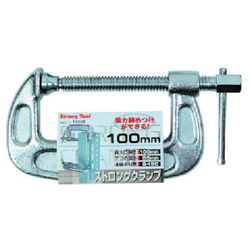 Strong Tool Strong C-Clamp, Forged