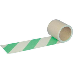 Fluorescent Non-Slip Tape Zebra Type (Level Surfaces/Safety Indicator)
