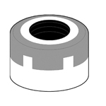 J Type Tin Bearing Nut (for SKT/MDSK Single-Headed Wrenches)