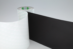 Black Removable/Readherable Strong Adhesive Double-Sided Adhesive Tape No. 5000N© B