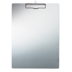 Aluminum Clipboard, A3 Portrait Type