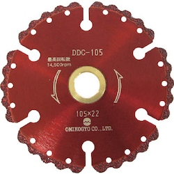 Non-Flanged Welding Diamond Cut Saw For Concrete (Dry Type)