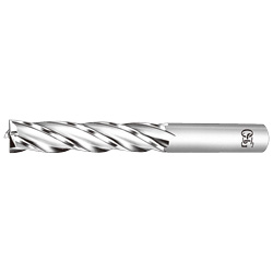 End Mill (Multi-Flute Center-Cutting Long Type), CC-EML