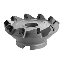 F4000 Series, High-Rigidity Face Mill, F4033 Shell Type