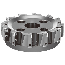 Milling Cutters for Shoulder Cutting (General Cutting for Steel / Cast Iron) Micro Face