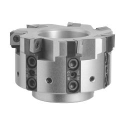 Milling Cutter Series, High Speed Milling Cutters for Aluminum Processing / F2250 A4S90R