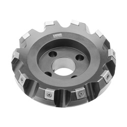 Milling Cutter Series, Cutters for Cast Iron Heavy Cutting