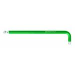 Long Hex Wrench with Ball, Green