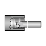 T-Max U-Lock Threading Boring Bit