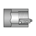 Cross-Thread 266 Cartridge for Thread Cutting