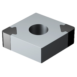 T-Max P Negative Insert For Turning (Diamond Shaped 80°)