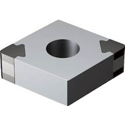 T-Max P CBN Negative Insert For Turning (Diamond Shaped 80°)