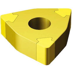 Negative Insert T-Max P Hexagonal Shaped 80°