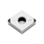 Sumiboron Insert C (80° Diamond Shape), 2NS-CNGA