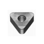 SUMIBORON Insert, Triangle-Shape With Hole, Negative, 6NC-TNGA
