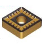 Indexable Inserts C (80° Diamond) CNMM-N-HF
