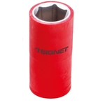 1/2 DR Insulated Socket, Hex