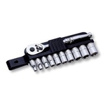 "1/4"" SQ Socket Wrench Set 11711S"
