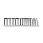 "3/8"" SQ Deep Socket Set (Hex) 12335"