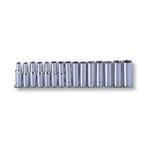 "1/2"" SQ Deep Socket Set (Hex) 13450"