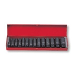 "3/8"" SQ Deep Impact Socket Set 22296"