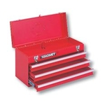 Tool Box 3-Stages (Red) SG504AR