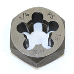 Hexagonal Re-Threading Die (for Gas Pipe)