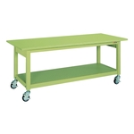 Medium Duty Workbench, KB Type, Mobile, Uniform Load 350 kg