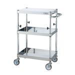 New Pearl Wagon Adjustable Height Type, Elevating Top Type