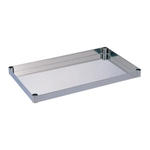 Stainless Steel New Pearl Wagon - Optional Shelf