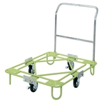 Freely Rotating Dolly, Light Weight Type, with Handle Type