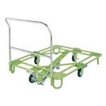 Freely Rotating Dolly, Medium Weight Type, with Handle / Central Base