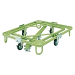 Freely Rotating Dolly, Heavy Weight Type, with Central Base