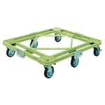 Freely Rotating Dolly, Ultra-Heavy Weight Type, Standard Type