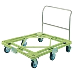 Freely Rotating Dolly, Ultra-Heavy Weight Type, with Handle Type