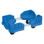 Expandable Plastic Dolly