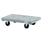 Resin Flat Trolley, Silent Caster