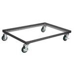 Caster Base for Heavy Weight Cabinet SKV Type