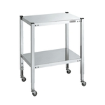 Stainless Steel Free Wagon Height Adjustable Type - Flat Type Shelf Specification