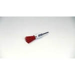 Cylindrical Brush with Caulking Grit Shaft, with Abrasive Grain #60
