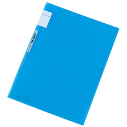 Out-In Holder A4 4P Blue