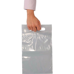 Handheld Bag with Zip - Uni-Handy (Clear Polyester Bag)
