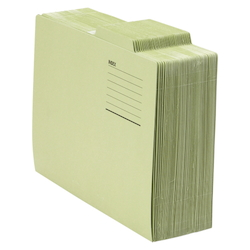 File Folder A4 Green 10 Count X 10 Pack