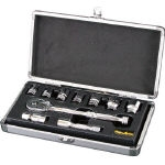 Socket Wrench Set (6 Sided Type / 9.5 mm Insertion Angle)