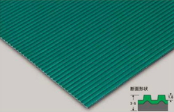 Fiber-Infused Rubber Mat