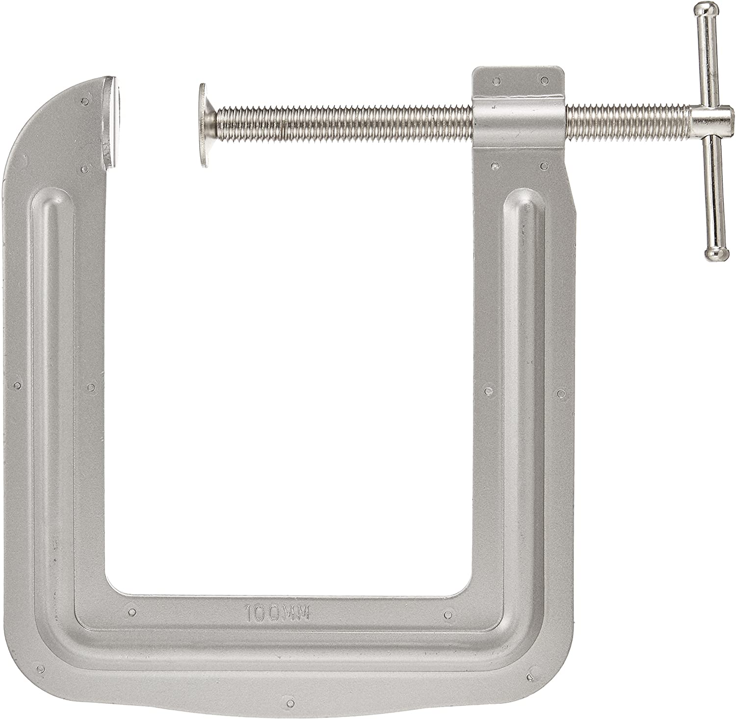 Deep Jaw C-Clamp 100 mm × 145 mm