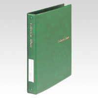 Collection Album Binder Type Green