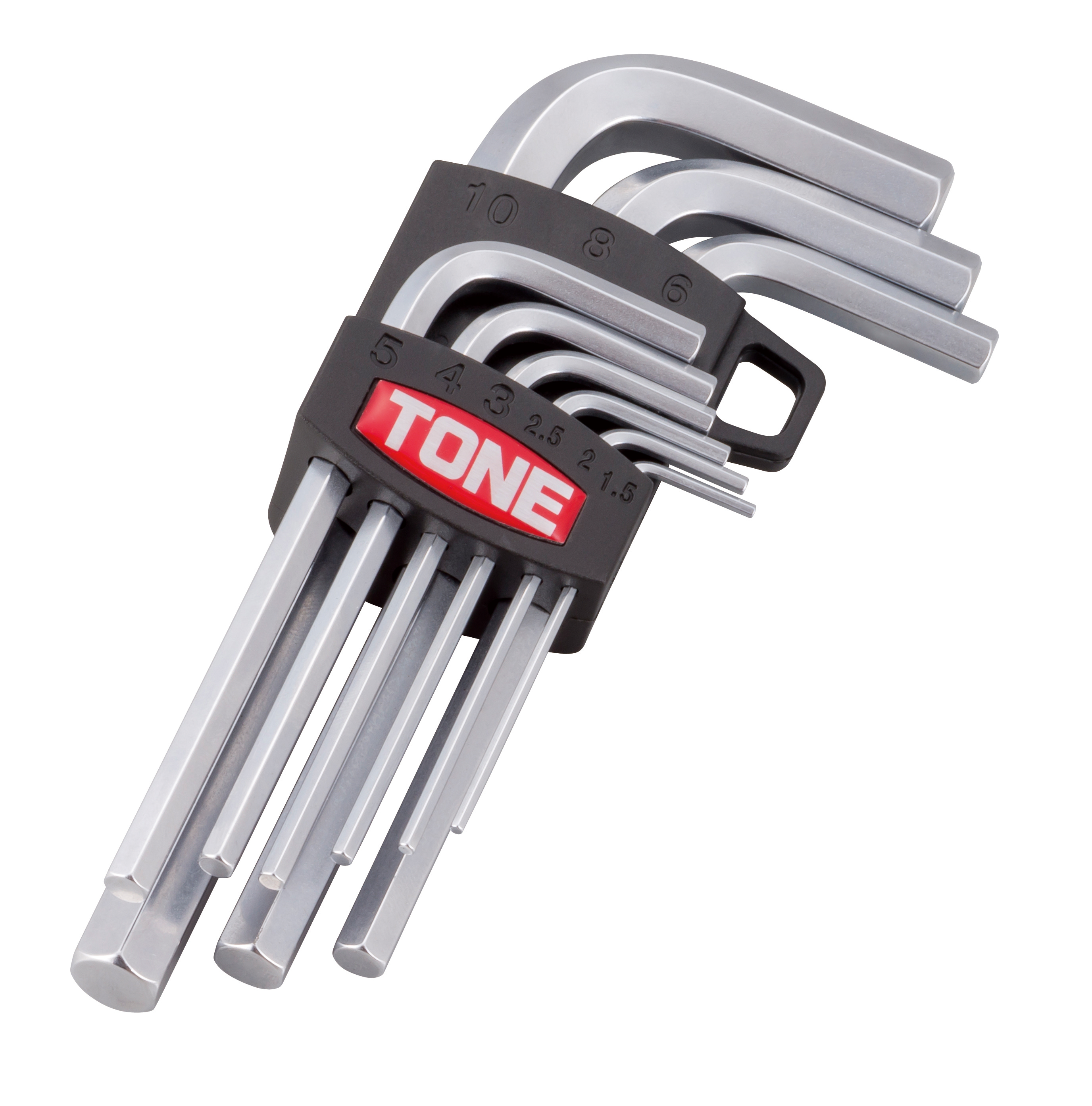 Hex Key L-Shaped Wrench Set AS900