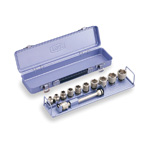 Socket Set for Impact Wrenches (with Metal Tray) NV3102